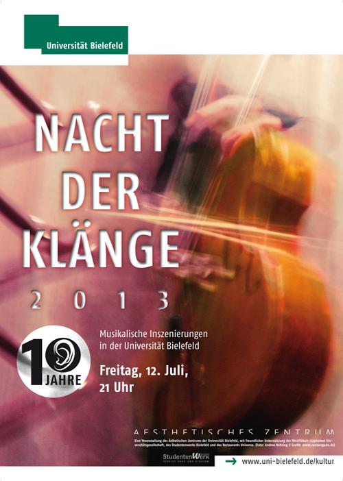 Plakat NdK 2013