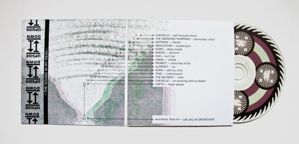 T.S.I.M.H. - upside down innenseiten und CD