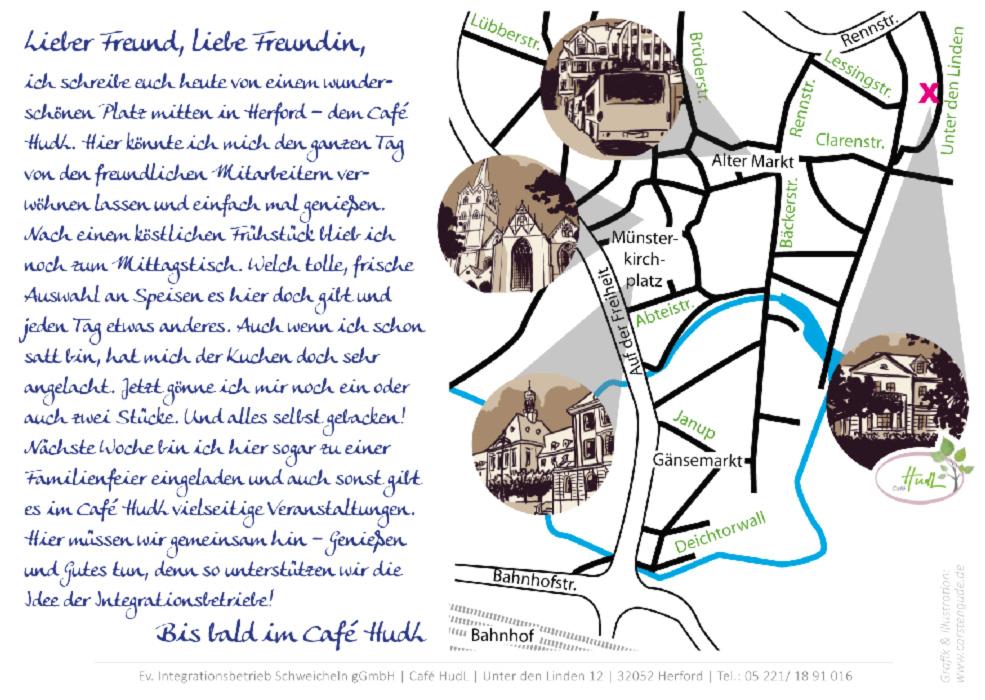 HudL-Karte