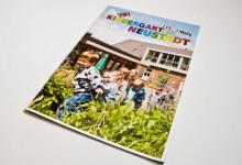 135 Jahre Kindergarten Neustadt - Broschürengestaltung